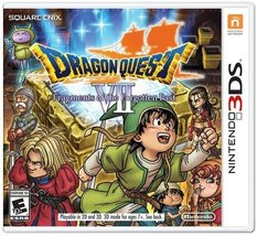 Dragon Quest VII: Fragments of the Forgotten Past - Nintendo 3DS [video ... - $26.46