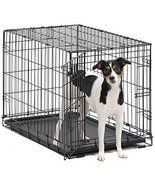 Dog Crate | MidWest ICrate 30 Folding Metal Dog Crate W/ Divider Panel,... - £34.14 GBP