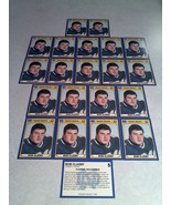 ***BOB CLASBY***   Lot of 21 cards / Notre Dame - $9.99