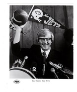 N.Y. JETS  HEAD COACH  1975 Lou Holtz Photo - $2.50