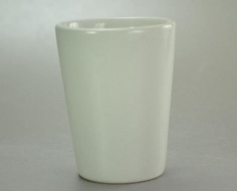 NFL Indianapolis Colts white ceramic shot glass