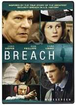 Breach (Widescreen Edition) [DVD] [2007] - $5.93