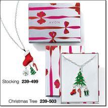 Seasonal Shaky Necklace - Tree  - $11.89