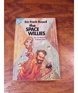 Ace Double Sci-Fi Paperback Book, Six Worlds Yonder and The Space Willie... - $5.95