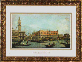 Giovanni Antonio Canaletto Print   Canal of San... - $35.27