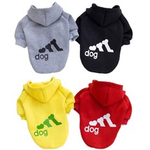 Fashion Dog Clothes For Dogs Hoodie Cotton Puppy Pet Clothes XS-2XL Dog ... - $404,09 MXN