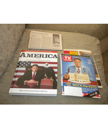 America by Jon Stewart HC stated 1st prinitng 2004 w TV Guide 2004 cover... - $9.89
