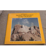America's Most Difficult Golf Holes by Hepburn & Jacobsen  Price/Stern 1... - $11.99