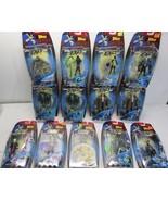 The Batman EXP Extreme Power Lot of 13 Action Figures - Mattel 2006 FS - $125.78