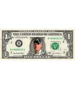 DALE EARNHARDT JR on REAL Dollar Bill Collectible Celebrity Cash Money Gift - $103,91 MXN