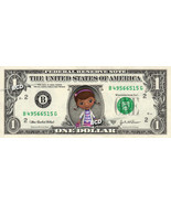 DOC MCSTUFFINS on REAL Dollar Bill Collectible Celebrity Cash Money Gift - €4,93 EUR