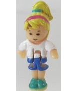 1993 Original Vintage Polly Pocket Dolls L'il P... - $7.52