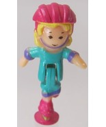 1994 Original Vintage Polly Pocket Dolls Polly ... - $7.52