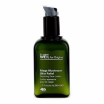 Dr Andrew Weil Origins Mega-Mushroom Skin Relief Face Lotion Rosacea 1.7... - $64.99