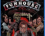 THE FUNHOUSE BLU-RAY - COLLECTOR'S EDITION - NEW UNOPENED