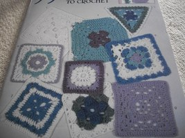Granny Squares To Crochet - $5.00