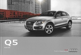 2012 Audi Q5 sales brochure catalog US 12 2.0T 3.2 - $8.00