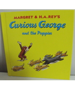 Childrens Book Curious George and the Puppies - $3.95