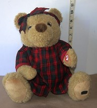 Avon Mama Bear from The Animated Christmas Story Time Telling Bears 2000 - $13.95