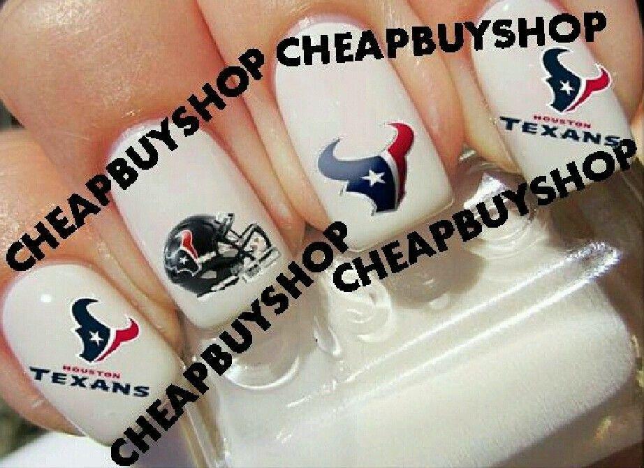 Top Quality《Houston Texans Football》Nail Art and 50 similar items