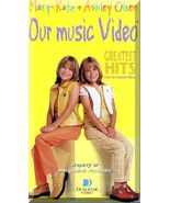 VHS - Mary-Kate & Ashley Olsen: Our Music Video (1997) *10 Of The Greate... - $6.49