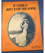 """Vintage Sheet Music -1925-If I Could Just Stop Dreaming""""  by Irene Beasl... - $5.99"""
