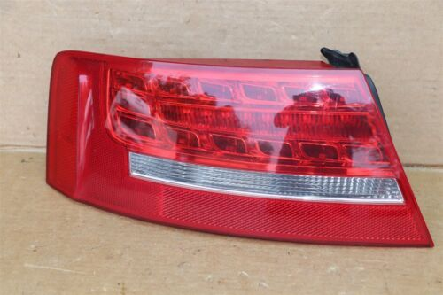 08-12 Audi A5 LED Tail Light Lamp Outer Driver Left LH
