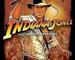 INDIANA JONES BLU-RAY - THE COMPLETE ADVENTURES [5 DISCS] - NEW UNOPENED
