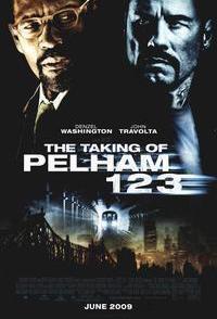 Poster taking of pelham 123