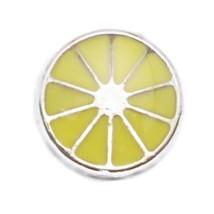 Lemon Charm for Floating Locket (LCHM-143) - $0.99