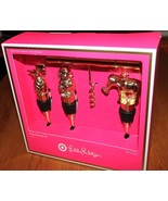 Gorgeous!!   Lilly Pulitzer  **WINE STOPPER ~ CORK SET**   NIB    Target... - $37.62