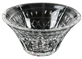 "Waterford Crystal Vintage Kerry Flare Centerpiece Bowl 8"" - $148.49"