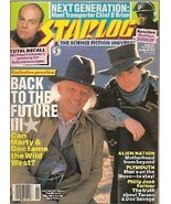 Starlog #155 (NM) Back to the Future III, Total Recall, Alien Nation, Pl... - $23.52