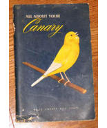 All About Your Canary 1951 Frenchy the Canary Pirate - $5.00