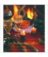 Les Recettes de la Saison: A Holiday Cookbook Madeleine & Susan Herrmann... - $7.99