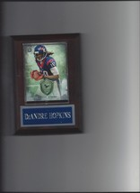Deandre Hopkins Plaque Tennessee Titans Football Nfl - $0.01