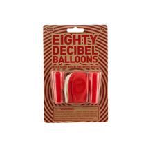 Bulk Buys Eighty Decibel Noisemaker Balloon Set 24 Pack - $51.99