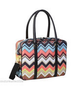 NEW! Missoni Target Luggage Carryon bag Travel ... - $148.45