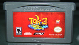 GAME BOY ADVANCE - Tak 2 the Staff of Dreams (Game Only) - $12.00