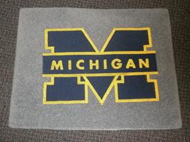 "Mohawk Michigan Welcome Mat   Size: 18"" Wide X 23"" Long - $14.60"