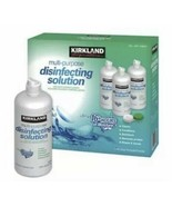 3 X Kirkland Signature Multi-Purpose Disinfecting Solution 48 fl oz Total - $20.78