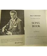 """1956- Vintage Christian Music Book """"Billy Graham Song Book"""" #8514 - $4.99"""