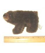 "NORTH AMERICAN BROWN BEAR realistic model. Scale = 7"" x  5"" x 3.5""  - $4.94"