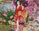 Japanese  garden beauty cross stitch pattern thumb155 crop