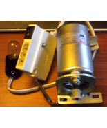 Brother LX-3125 Motor 0.62 Amp w/Harness, On-Off Switch & Light Fixture - $10.00