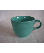 Fiesta Turquoise Coffee Cup Fiestaware Contemporary - $10.95