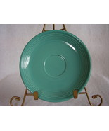 Fiesta Turquoise Teacup Saucer Fiestaware Conte... - $10.95