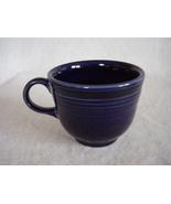 Fiesta Cobalt Coffee Cup Fiestaware Contemporary - $10.95