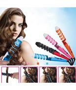 220 Voltage Spiral Curl Ceramic Curling Iron Dual Hair Curler - $45.00