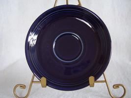 Fiestaware Cobalt Saucer Fiesta Contemporary - $10.95